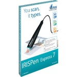 IRISPen Express 7 Text Recognition Pen Scanner