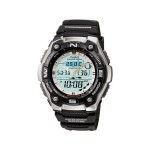 Casio FISHING TIMER ANA DIGITAL AQW101-1AV