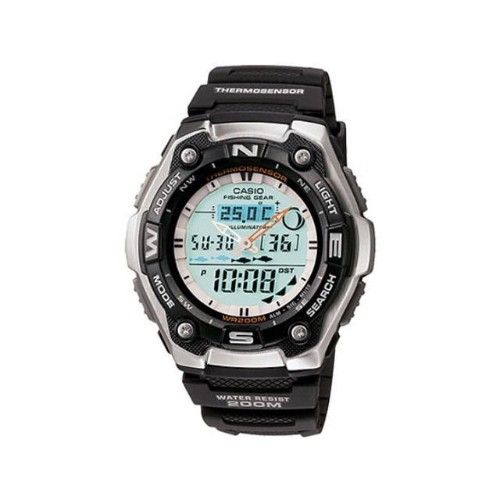 Casio FISHING TIMER ANA DIGITAL