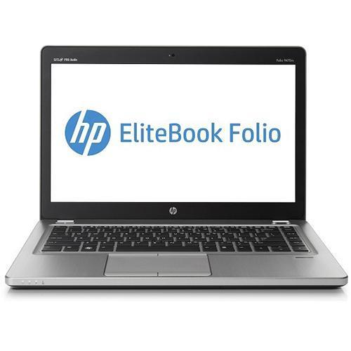 "HP Smart Buy EliteBook Folio 9470m Intel Core i7-3687U Dual-Core 2.10GHz Ultrabook - 8GB RAM, 256GB SSD, 14.0"" LED-backlit HD+, 802.11a/b/g/n, Webcam, TPM, 4-cell 52WH Li-Ion"