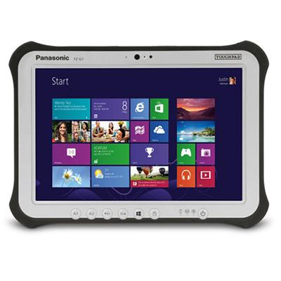 Panasonic Toughpad FZ-G1 Intel Core i5-3437U Dual-Core 1.90GHz Tablet PC - 4GB RAM, 128GB SSD, 10.1