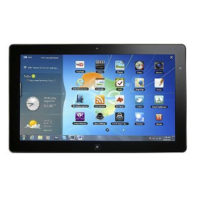 Samsung Series 7 Slate PC - tablet - Windows 7 Pro 64-bit - 64 GB - 11.6