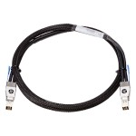 Stacking cable - 3.3 ft - for Aruba 2920-24G, 2920-24G-PoE+, 2920-48G, 2920-48G-PoE+