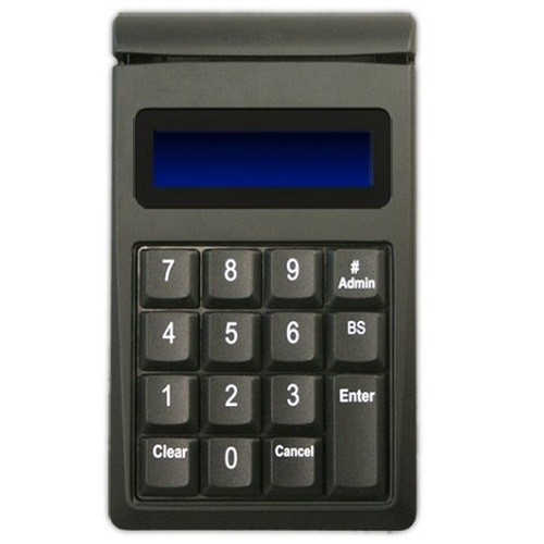 ID Technologies ID TECH  SECUREKEY M130 USB-KEYBOARD  O