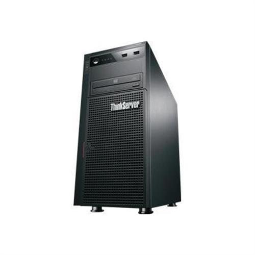 Lenovo TopSeller ThinkServer TS430 0390 Intel Xeon Quad-Core E3-1220V2 3.10GHz Tower Server - 4GB RAM, 2x500GB HDD, DVD±RW, Gigabit Ethernet, TPM