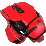 Mad Catz MAD CATZ MOUS 9 RED MOUSE MCB437150013/04/1