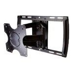 "OS120FM - Wall mount for LCD / plasma panel ( Low Profile Mount ) - black - screen size: 42""-70"""