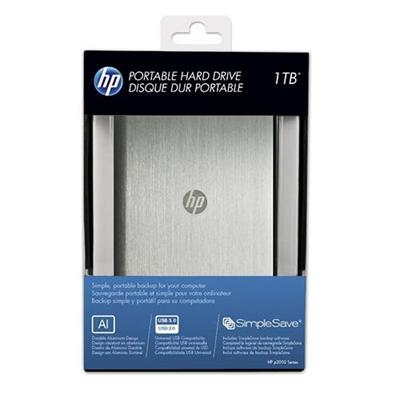 PNY HP P2100 1TB External Portable Hard drive - 2.5