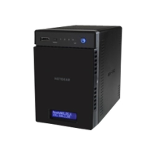 NetGear ReadyNAS 314 RN31442D - NAS server - 8 TB