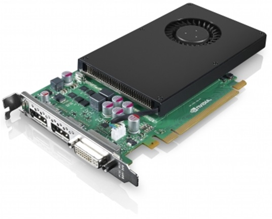 Lenovo NVIDIA Quadro K2000 2GB Graphics Card