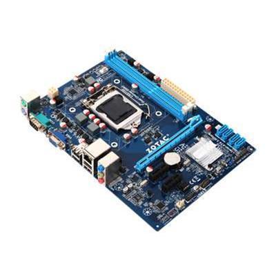 ZotacH61MAT-D-E - motherboard - micro ATX - LGA1155 Socket - H61(H61MAT-D-E)