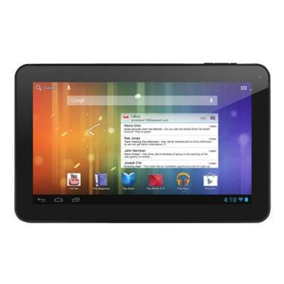 XOVision Genesis Prime XL EGS102 - tablet - Android 4.1 (Jelly Bean) - 4 GB - 10