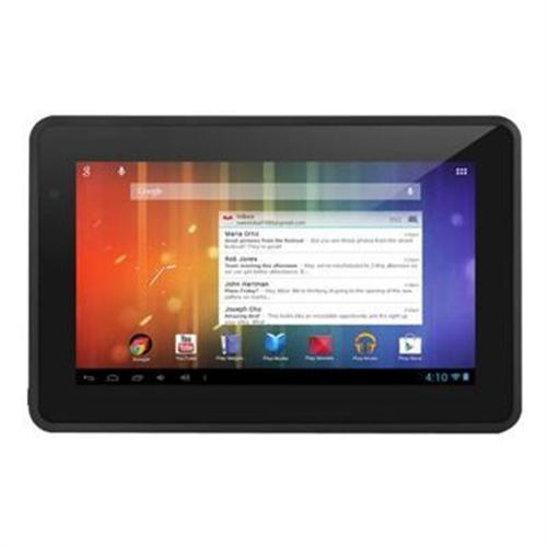 XOVision Genesis Prime - tablet - Android 4.1 (Jelly Bean) - 4 GB - 7""