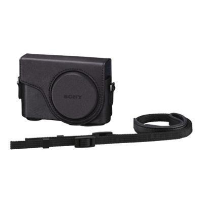 SonyLCJ WD - semi-hard case for camera(LCJWD/B)