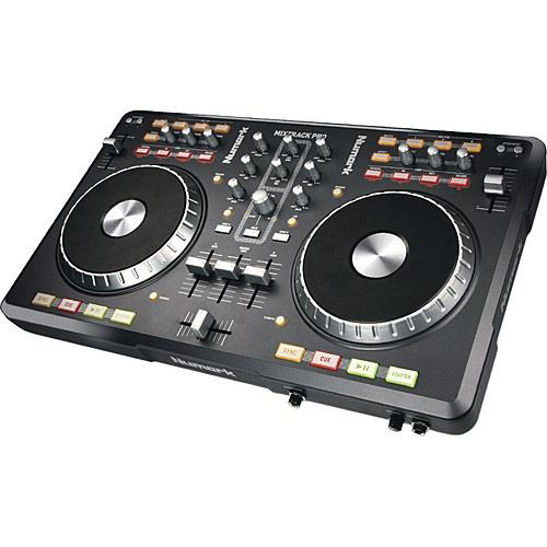 Avid MIXTRACK PRO IS A COMPLETE DJ SYSTEM TH