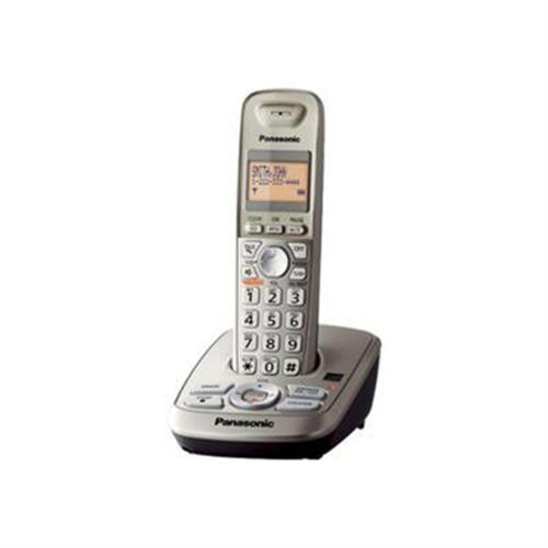 Panasonic KX TG4221N - cordless phone - answering system with caller ID/call waiting