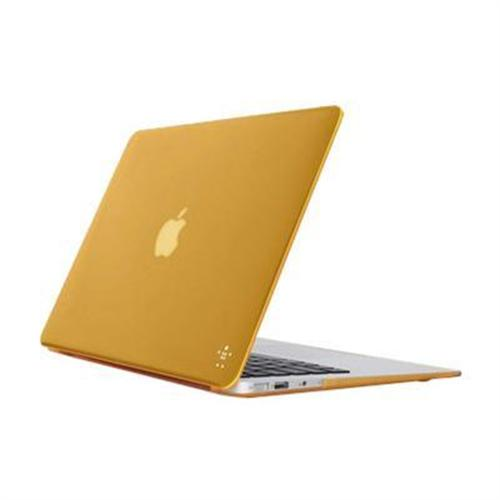 "Belkin Shield EdgeGlow Case for 13"" MacBook Air - Orange"