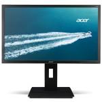 "B246HLymdr - LED monitor - 24"" - 1920 x 1080 Full HD - 250 cd/m² - 5 ms - DVI-D, VGA - speakers - dark gray"