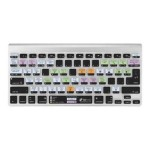 KB Covers OS X Shortcuts Keyboard Cover OSX-M-CC-2 - Notebook keyboard protector OSX-M-CC-2