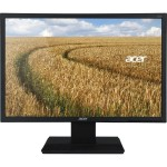 "V226WL bd - LED monitor - 22"" - 1680 x 1050 - 250 cd/m² - 5 ms - DVI, VGA - black"