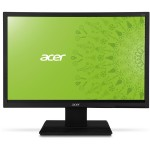 "V196WL bm - LED monitor - 19"" - 1440 x 900 - 250 cd/m² - 5 ms - VGA - speakers - black"
