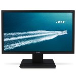 "V196HQLAb - LED monitor - 18.5"" - 1366 x 768 - 200 cd/m² - 5 ms - VGA - black"