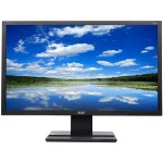"V246HL bmdp - LED monitor - 24"" - 1920 x 1080 Full HD (1080p) - TN - 250 cd/m² - 5 ms - DVI, VGA, DisplayPort - speakers - black"
