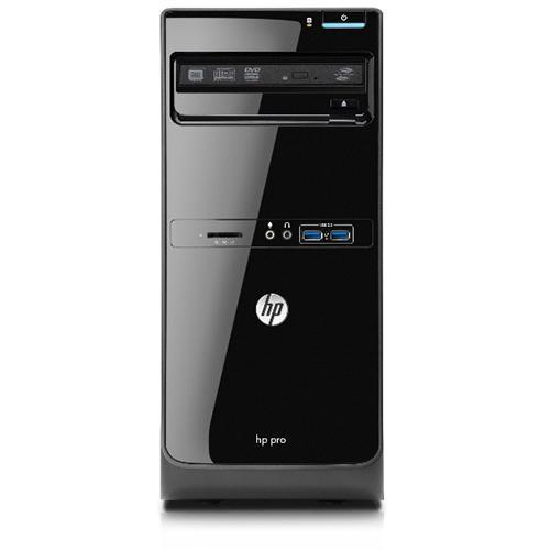HP Smart Buy Pro 3500 Intel Pentium Dual-Core G645 2.90GHz Microtower PC - 2GB RAM, 500GB HDD, DVD-ROM, Gigabit Ethernet