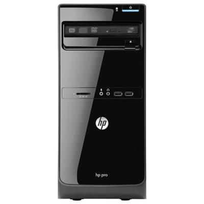 HP Smart Buy Pro 3500 Intel Pentium Dual-Core G2120 3.10GHz Microtower PC - 4GB RAM, 500GB HDD, DVD-ROM, Gigabit Ethernet (D3K31UT#ABA)