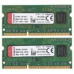 8GB (2X4GB) 1333MHZ DDR3 SDRAM SODIMM Non-ECC Memory Module