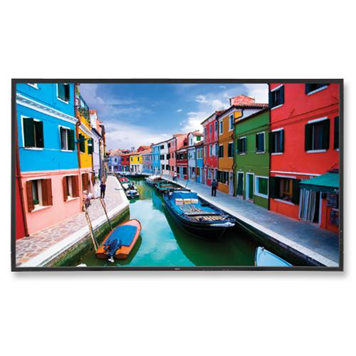 "NEC Displays 46"" High-Performance LED-Backlit Commercial-Grade Display w/ Integrated Speakers"