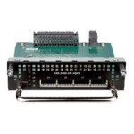 DXS-3600-EM-4QXS - Expansion module - 40 Gigabit LAN - for  DXS-3600-16S, DXS-3600-32S