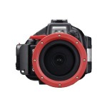 PT-EP10 - Marine case for digital photo camera with lenses - polycarbonate