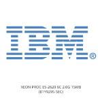 XEON PROC E5-2620 6C 2.0G 15MB
