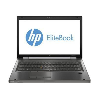 HP Smart Buy EliteBook 8770w Intel Core i5-3380M Dual-Core 2.90GHz Mobile Workstation - 8GB RAM, 500GB HDD, 17.3