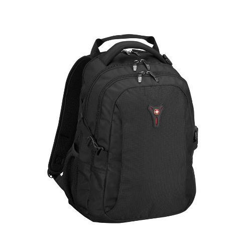 "Swissgear SIDEBAR 16"" / 41 cm Computer Backpack with Tablet / eReader Pocket - Black"