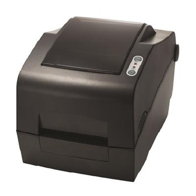 Samsung SLP-TX400 Direct Thermal/Thermal Transfer Label Printer with Cutter - Black (SLP-TX400CEG)
