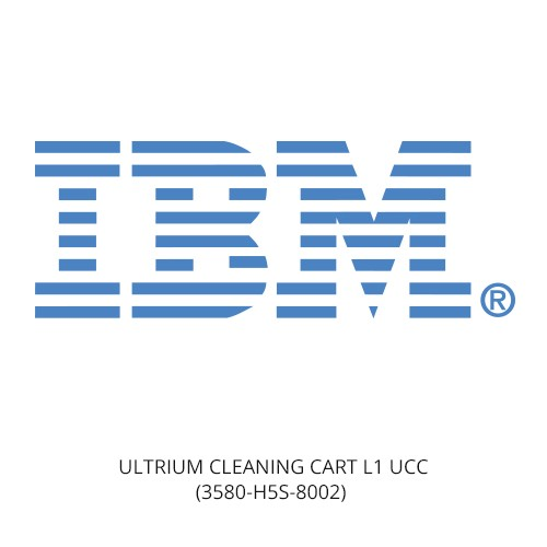 IBM ULTRIUM CLEANING CART L1 UCC