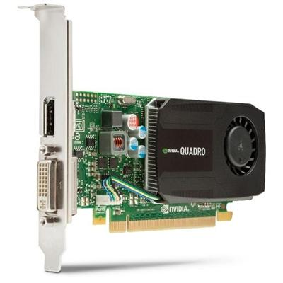 HP Smart Buy NVIDIA Quadro K600 1GB DL-DVI+DP Graphics Card (C2J92AT)