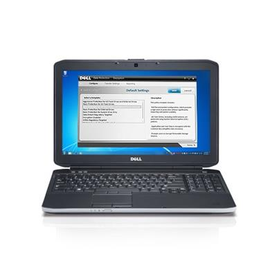 Dell Latitude E5530 Intel Core i3-2350 2.3GHz Notebook - 4GB RAM, 320GB HDD, 15.6