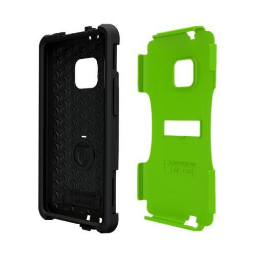 Trident Case Aegis Case for HTC One - Trident Green