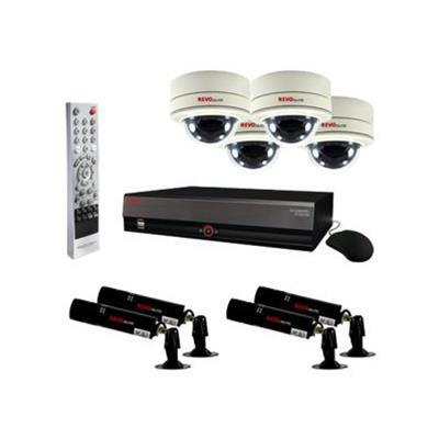REVO America REVO Elite RE16BNDL29-4T - DVR + camera(s) (RE16BNDL29-4T)