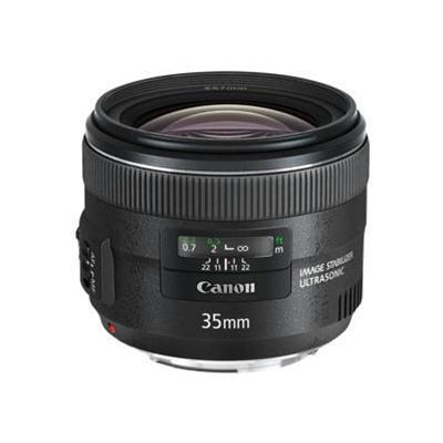 Canon EF wide-angle lens - 35 mm (5178B002)