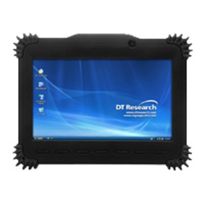DT Research Mobile POS Tablet DT395 - tablet - Windows 7 Pro - 64 GB - 9