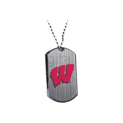 US Digital Media Flashscot Flash Tag USB University of Wisconsin - USB flash drive - 8 GB