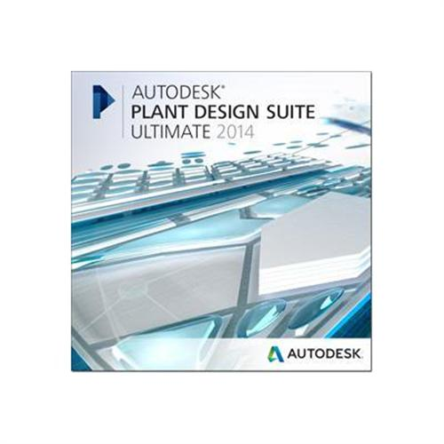Autodesk Plant Design Suite Ultimate 2014 Commercial Upgrade from Previous Version ELD