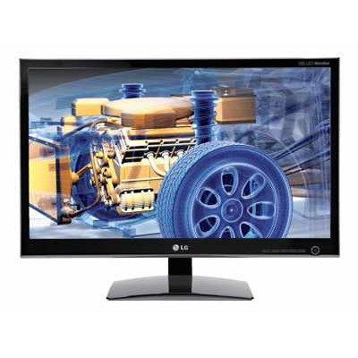 LG Electronics D2343PB-BN - 3D LED monitor - 23