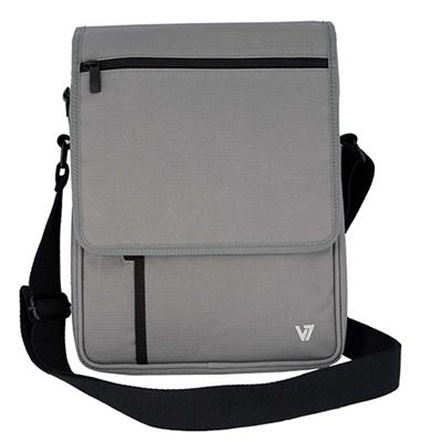 V7 Premium Messenger Bag For iPad and Tablets up to 10.1