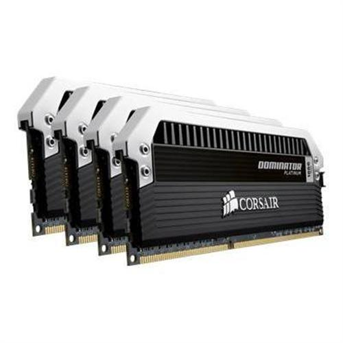 Corsair Memory Dominator Platinum with Corsair Link Connector — 1.5V 32GB Dual/Quad Channel DDR3 Memory Kit