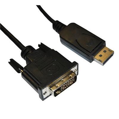 4XEMDisplayPort cable - 6 ft(4XDPMDVIMCBL)